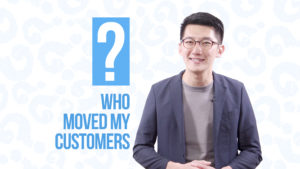 Who Moved My Customers?